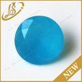 جولة الياقوت الأزرق أحجار كريمة كريمة تركيبية الأحجار الكريمة والزجاج الأسعار