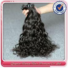 No Shedding No Mix No Tangle AAAA+Quality Natural Color Brazilian Hair Kinky Curly