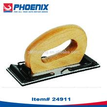 de madera 24911 lijado a mano con bloques de aluminio esterasdecoches