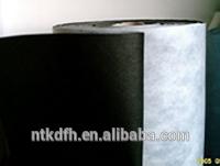 PET Non Woven aluminum foil laminated pe woven fabric