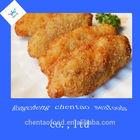 Breaded frozen sea fish iqf frozen cod fish