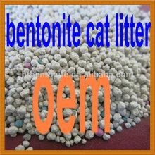 Bentonite Cat Litter Superior odor control_apple,lemon and lavender