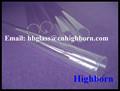 Alta temperatura de vidrio tubo de venta
