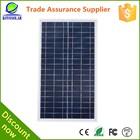 High efficiency 280 watt micro USB Poly super solar panel