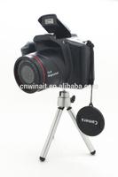 DC-05 5MP digital camera + 2.4'' TFT display + 8x digital zoom + anti shake + face detection digital camera prices in china