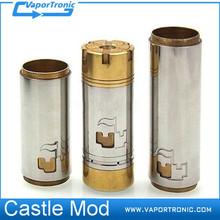 New arrival castle clone rebuildable mod 4 nine mod castle mod castle atomizer clone