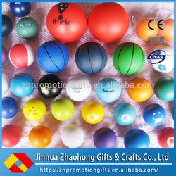 Custom Polyurethane foam anti stress ball