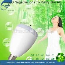 anion LED bluetooth speaker negative ion LED lights 3 in 1 bluetooth speaker