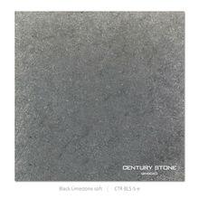 Cheap Non Slip Black Limestone Soft Antique Outdoor Stone Tile