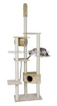 European cat rest/sleep/ play OEM multi-level Cat tree Pet Cat scratcher house