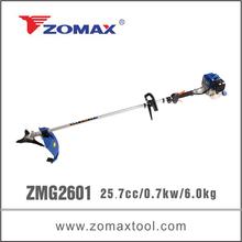 ZOMAX ZMG2601 26cc 0.7kw grass trimmer gas torch heads