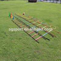 6Feet 12 Rungs Agility Ladder, Speed Ladder, Soccer Training Ladder