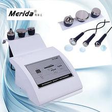 Ultrasonic facial massage equipment