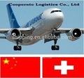 china mejor compañía de envío a suiza