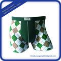 oem personalizada hombres pantalones cortos ropa interior