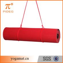 High quality eco friendly yoga business card mat