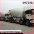 Henan mejor concreto premezclado camiones para la venta