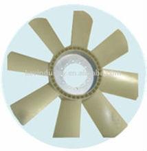 plastic blade radiator fan/plastic axial fan blades/fan blade covers