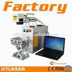 Portable 10W 20W 50W Fiber Laser Marking Machine red laser pointer
