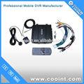 Ce FCC ISO funcional dual 64 GB SD del coche bus camión del uso de 4 canal mini dvr