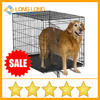 dog cage/pet cage hot sale portable pet cage manufacture chinese