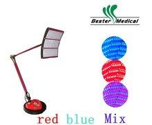 portable LED/PDT beauty machine for sunning pigment sediments treatment