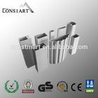 Constmart attractive price aluminum extrusion profiles bi folding doors