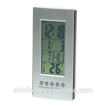 Promotion digital table alarm clock