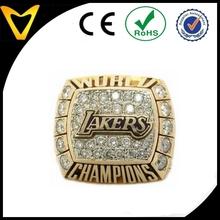 Unite States club lakers championship ring