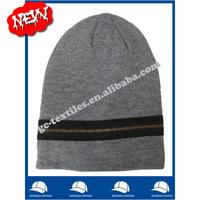 OEM wholesale alibaba website winter men hat zipper acrylic beanie cat knit china manufacture winter custom logo cap and hat