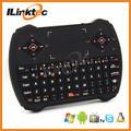 2.4 g sans fil ordinateur clavier avec air mouse, Touchpad pour PC
