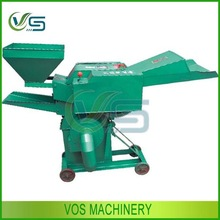 High capacity animal feed chaff cutter agricultural equipment/Easy operation farm machine chaff cutter animal feeding