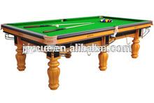 cheapest International Standard Snooker Table for handbag dust bags