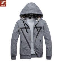 OEM your design unique personality custom zip hoodie