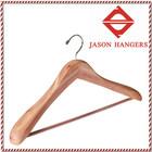 DL0614 Thick custom cedar coat hanger