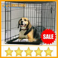 hot sale portable pet cage manufacture cheap dog cage/pet cage
