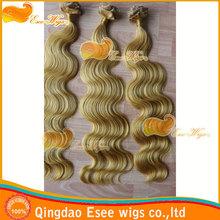 eseewigs qingdao factory wholesale 100% human hair queen weave beauty