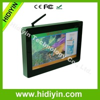 "13.3"" wall-mounted wifi digital signage software for advertising"