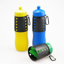Carry-on Silicone Travel Bottle Sets/ China Newest Innovate Silicone Travel Bottle with Leak-proof Design and Refillable