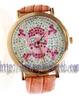 Women wrist watch watch dials for jewelry