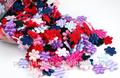 2cm tela de seda de flores suministros de decoración de la boda, de cumpleaños, día de san valentín, del libro de recuerdos, de navidad deco,