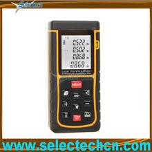 Fábrica china láser instrumento de medición de distancia SE80