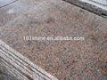 rojo chino granito hoja de arce rojo de la losa y azulejo de piso