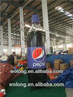 Professional design popular pepsi/inflatable advertisement on sale !!!