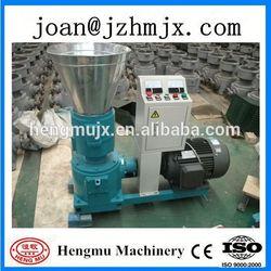 Lower cost energy saving high quality Hengmu 9KJ Series flat die/mini wood pellet maker