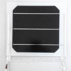 Laminated small solar panel mini solar panel 4.3W 156*156mm ,solar module one single cell on a module white backside