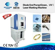 Keyland Diode End-pumped Green Laser Engraver