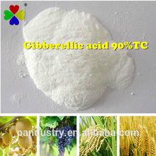 Top quality bio plant hormone Gibberellic acid 90% (ga3)