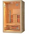 Main cabine de sauna à la maison, sauna à vapeur pour les soins de santé de la famille( ce/rohscertificat)