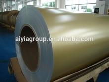 prepainted steel coil for home appliance shell /ppgi steel coil